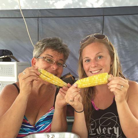 first corn of the season 2015